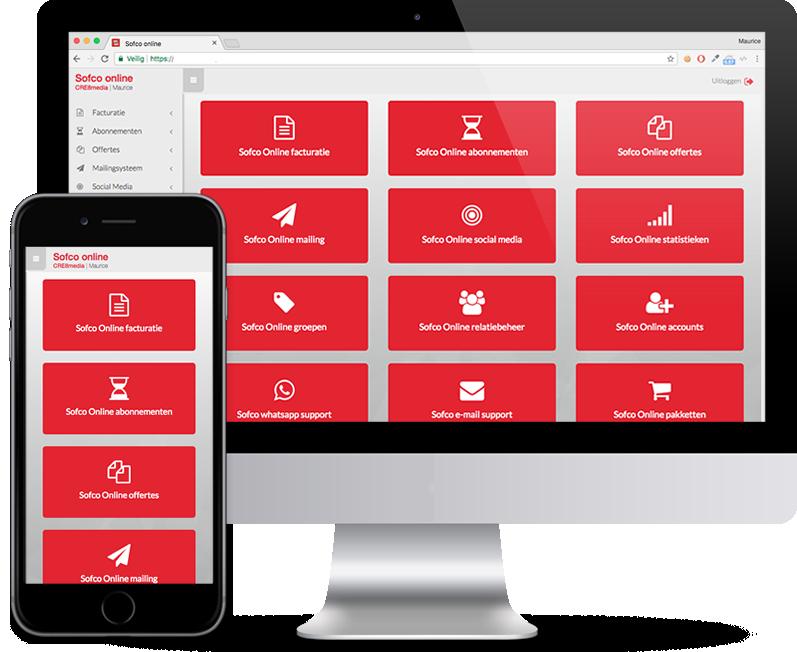 Sofco Online pakketten